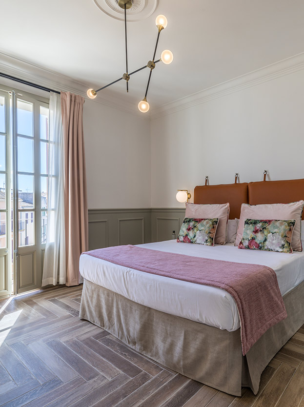 Double rooms in Can Ribera by zafiro